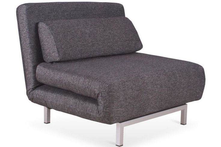 Houzz.com Cooperfield Solo Grey-Black Sleeper Chair ($400)  http://www.houzz.com/photos/1138832/Copperfield-Solo-Grey-Black-Sleeper-Chair-modern-sleeper-chairs