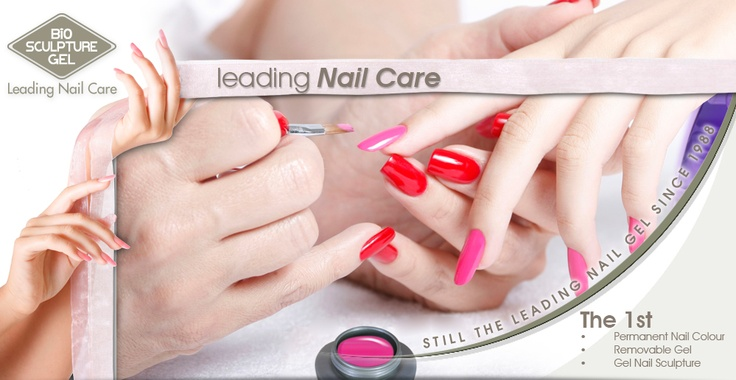 Biosculpture - the best gel polish in the universe! Believe me, I've tried them all ;)