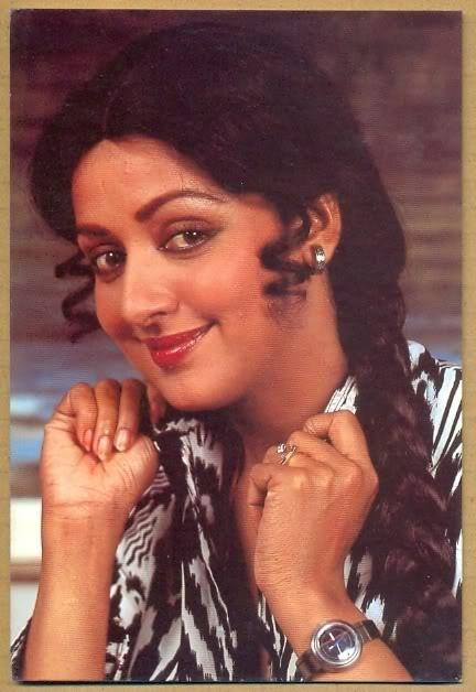 Hema Malini- great actress!