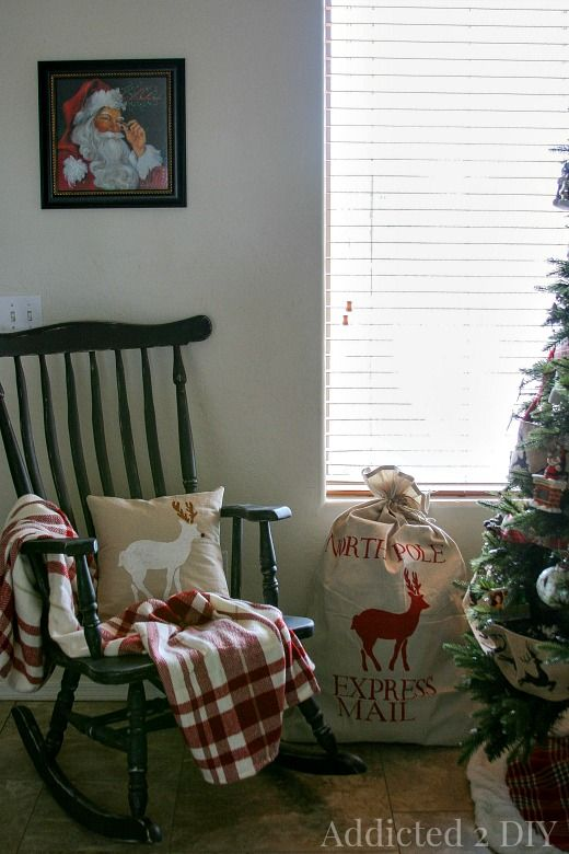 1000 Images About Xmas House Decor On Pinterest Christmas Home