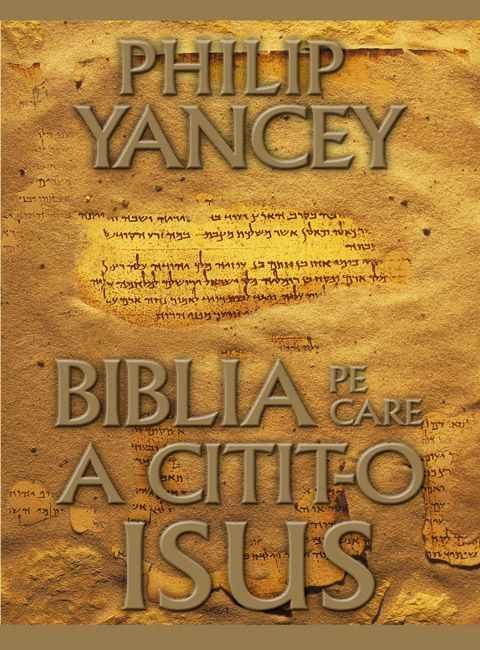Vechiul Testament... dacă crezi că este doar o carte misterioasă şi depăşită, MAI GÂNDEŞTE-TE... Este Biblia pe care a citit-o, a folosit-o şi a iubit-o Isus.