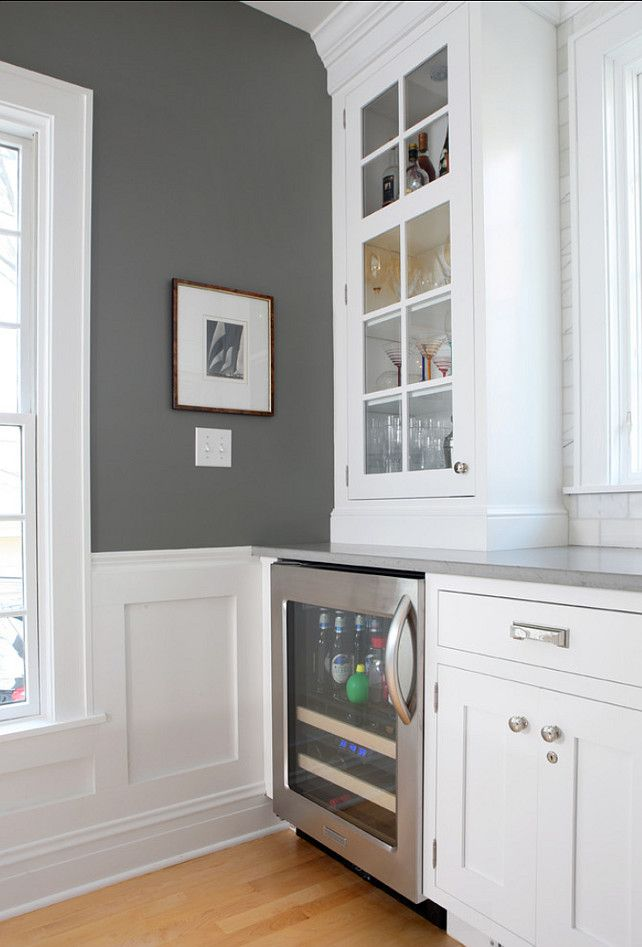 1000 ideas about chelsea gray on pinterest gray paint for Benjamin moore paint colors for kitchen cabinets