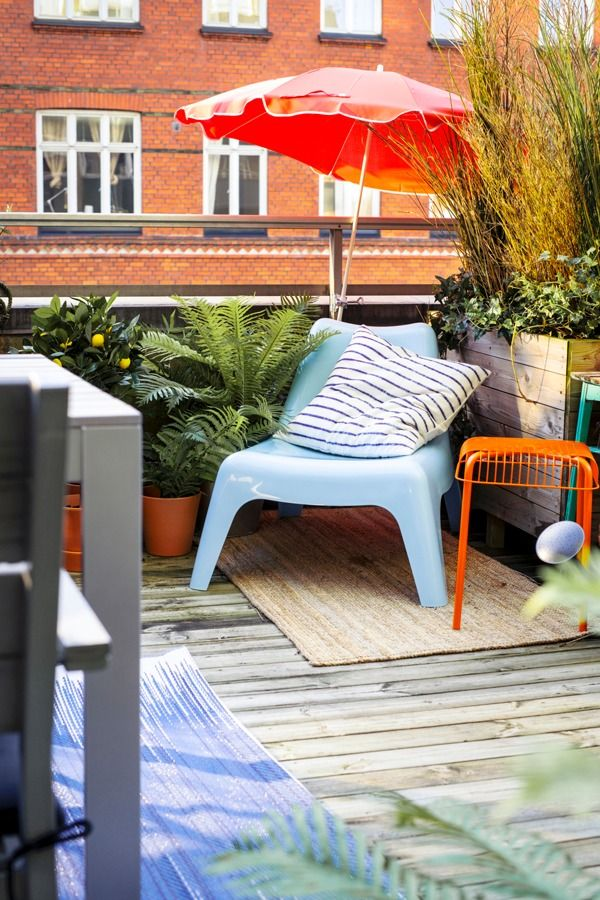 Have You Decorated Your Porch Or Patio For Summer? The IKEA PS VÅGÖ Outdoor  Chair