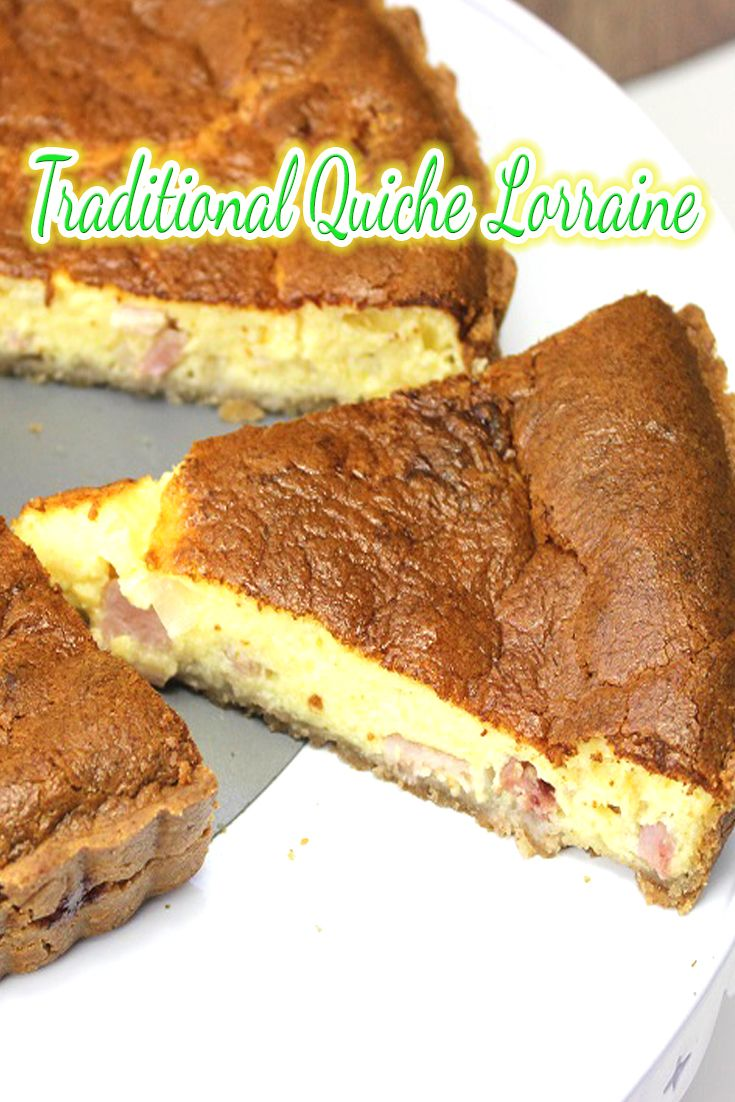 This Quiche Lorraine is our mothers recipe, I found it in an old cookbook hand written on a piece of paper.  It brings back memories as a child so I had to convert it into a Thermo recipe for you guys to enjoy too.
