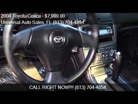 2004 Toyota Celica for sale in Plant City, FL 33567 at the U
