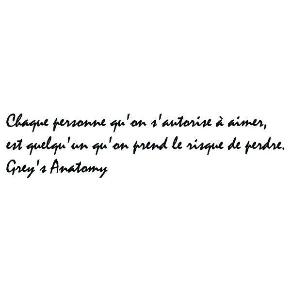 Citation Greys Anatomy Meredith