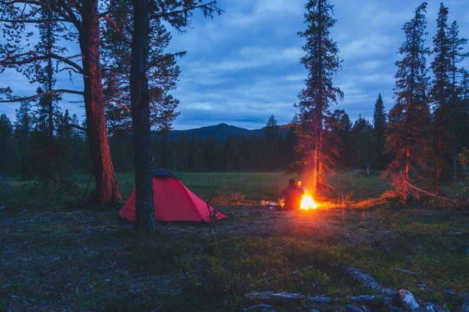 Camping spot vol. 1