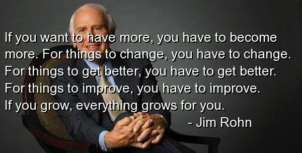 Jim Rohn on the importance of personal development