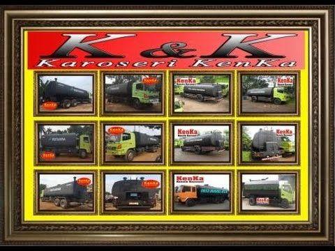 Truck Tangki & Container Pemanas Aspal