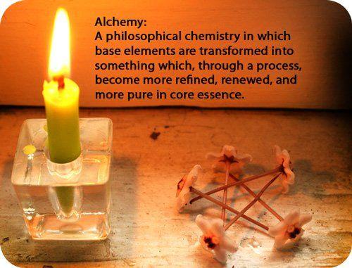 Ancient Alchemy Symbols
