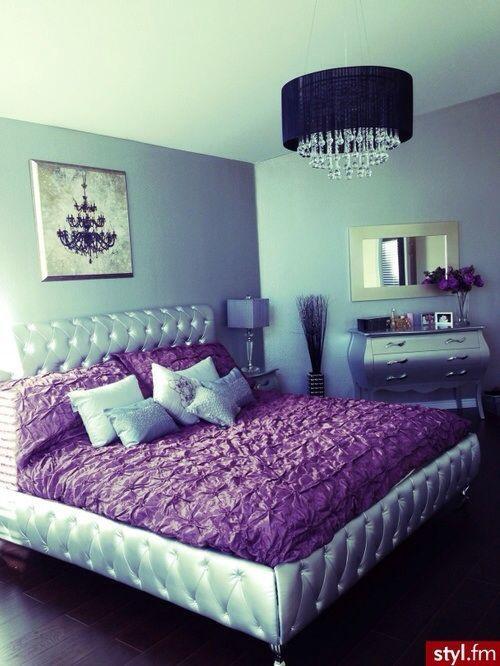 Best 25+ Purple bedroom accents ideas on Pinterest   Purple accent ...