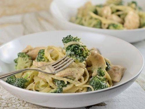 Chicken and Broccoli Pasta Recipe