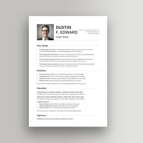 9 best Resume Templates from City Press images on Pinterest City - amazing resume templates