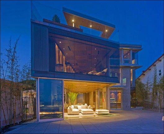 The Lemperle Residence / Jonathan Segal | ArchDaily