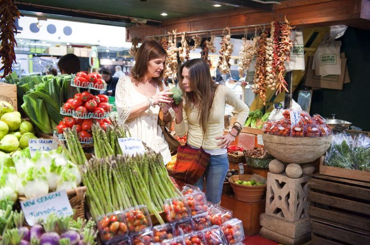 Get in the midst of local life at the Adelaide Central Market. - Photo from Tourism Australia