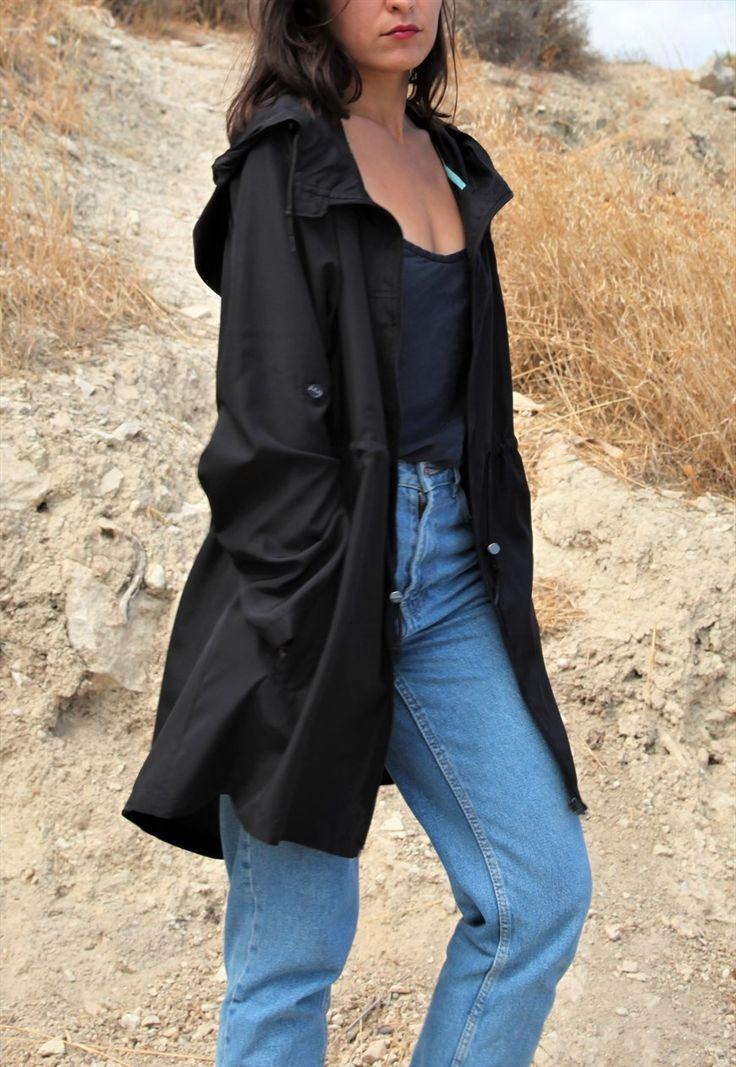 Black jacket.   Mishka vntg   ASOS Marketplace