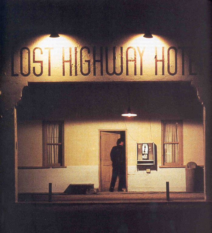 Lost Highway -- David Lynch