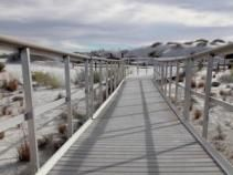 Boardwalks-Our premium and structural grade plastic lumber products are a fantastic choice for Boardwalk applications.