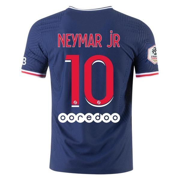 Nike Neymar Jr. Paris Saint-Germain Vapor Match Home Jersey 20/21 ...