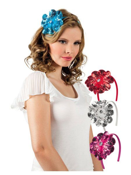 "https://11ter11ter.de/46583971.html Partyaccesoire für Silvester ""Tiara Fleure"" in verschiedenen Farben #11ter11ter #outfit #accesoires #silvester #party #neujahr #mottoparty"