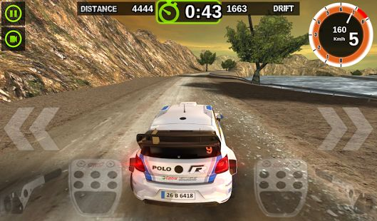 Rally Racer Dirt- screenshot thumbnail