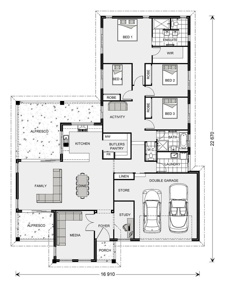 ordinary builder house plans #8: Display Home