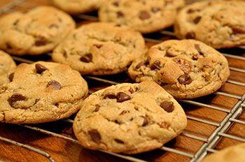 Cookies americani al microonde | Ricette Microonde