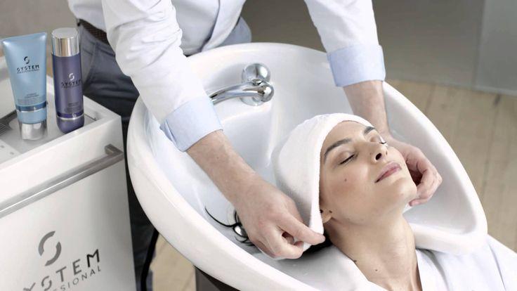 In salon treatment - Liquid Hair