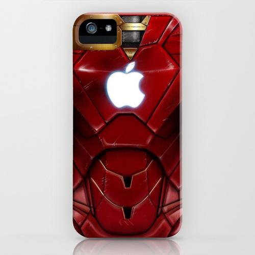Iron/man mark VII... iPhone Case