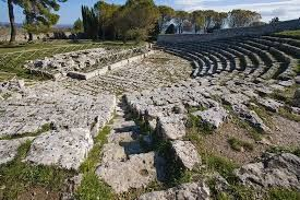 Greek teater Palazzolo Acreide