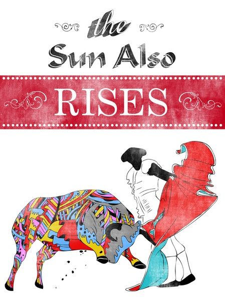 bullfighting in the sun also rises A masterpiece of the form, the sun also rises is a rare feat in its power and  i  visited pamplona as a kid with my family, and i too watched the bullfights, with.
