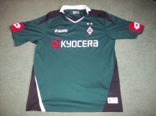 2007 2008 Borussia Monchengladbach Away Football Shirt Adults Medium Germany Trikot