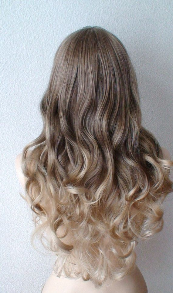 Curly dirty blonde spec target 9