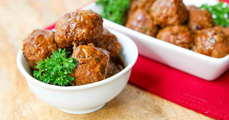 Grated apples, green onions, and a pinch of cayenne pepper are rolled into this freezer meal recipe for some tasty paleo turkey meatballs.