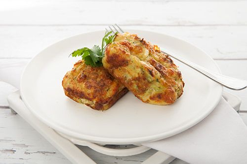 """Thermomix Zucchini Slice will be your new """"go to recipe"""" It's quick, easy & deliciously cheesey! I promise it's even quicker than calling for pizza."""