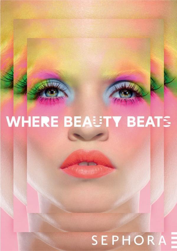 MAKE UP 1, Sephora Fragrances & Cosmetics, BETC Paris ...