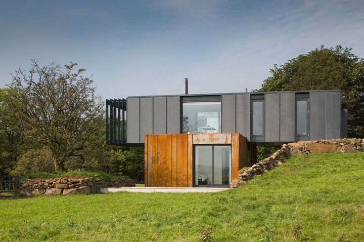 22 best images about architecture container house on pinterest house design small terrace - Grand designs shipping container home ...