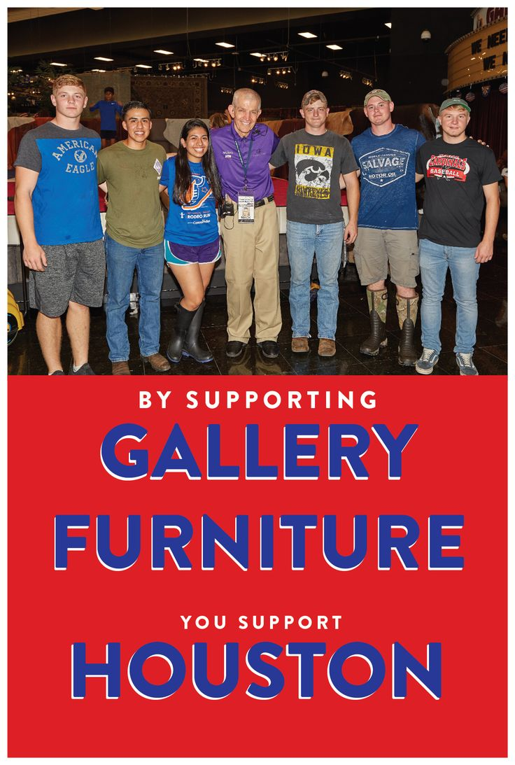 288 best a day at gallery furniture images on pinterest