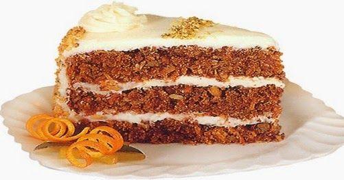БЛОГ ПОЛЕЗНЫХ СОВЕТОВ: Постный морковный торт