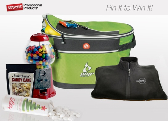 PIN IT TO WIN IT: Holiday Gifts from Your Boss (STAPLES ...