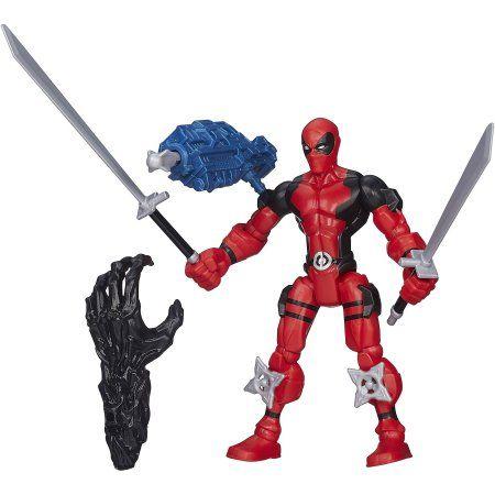 Marvel Super Hero Mashers Deadpool Figure, Assorted