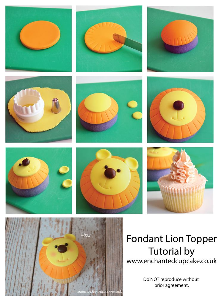 1000+ ideas about Lion Cupcakes on Pinterest  Lion Cakes, Cupcake and ...