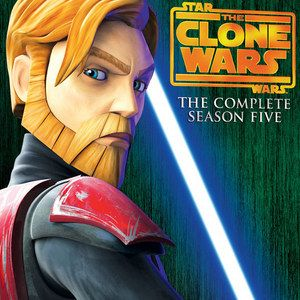 Star Wars: The Clone Wars: The Complete Season Five Blu-ray Trailer -- LucasFilm announced that the final season of this Cartoon Network show will debut on Blu-ray and DVD October 15th, along with a complete series boxed set. -- http://wtch.it/KmGFf
