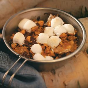Camping Recipes from Taste of Home-Pot of S'mores
