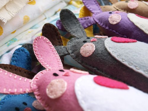210 best easter craft images on pinterest bunny rabbit easter easter sewing easter sew negle Image collections