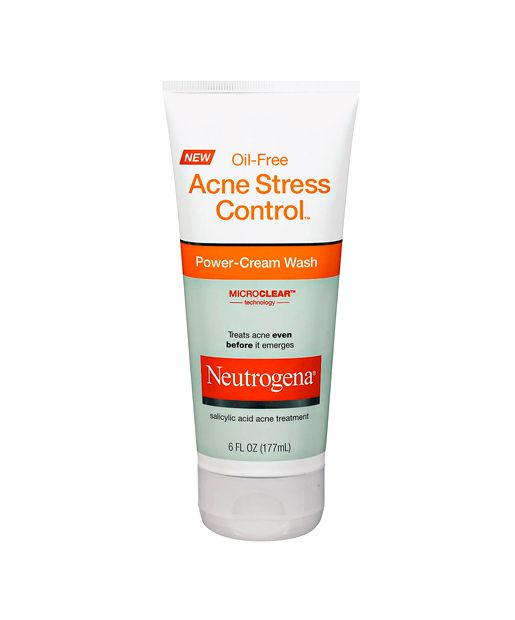 No. 8: Neutrogena Oil-Free Acne Stress Control Power-Clear Scrub , $7.99, 10 Best Drugstore Acne-Fighting Products