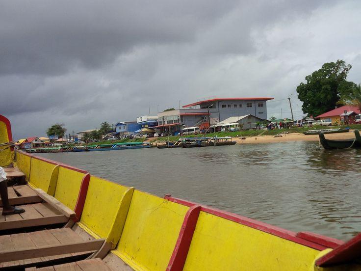 Marowijneriver, Suriname