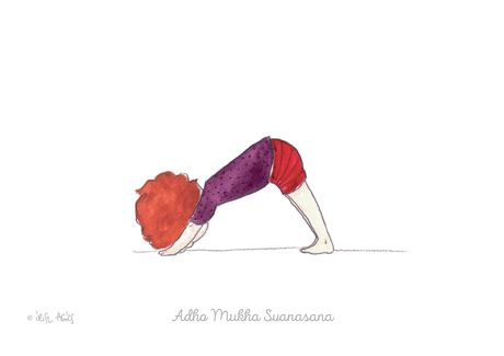 #yoga # #kids #art by @iriszagocs and is part of our new #exhibition buy the #print Have a look at our what's on page of the website http://www.thebrightemporium.com/printsandproducts/print-on-demand/#43
