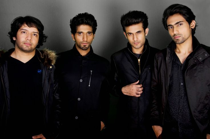 This band is incomplete without any one of them.