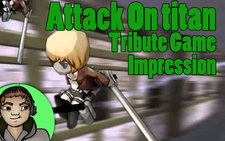 Attack on Titan: Tribute Game - Let's have a look!